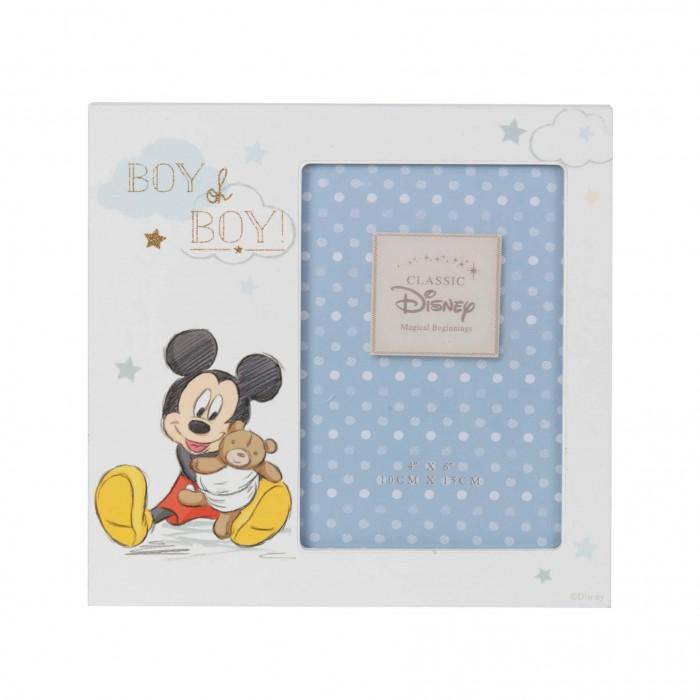 Disney Magical Beginnings - Rama foto Mickey Boy oh Boy