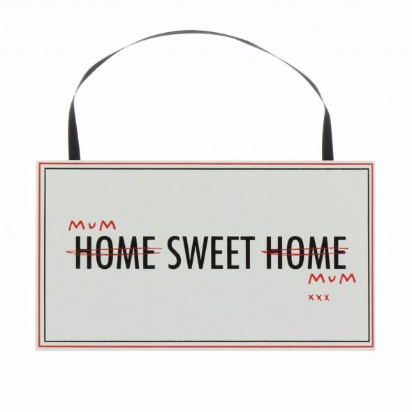 Placuta MDF Home Sweet Home