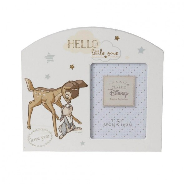 Disney Magical Beginnings - Rama foto Bambi Hello Little One