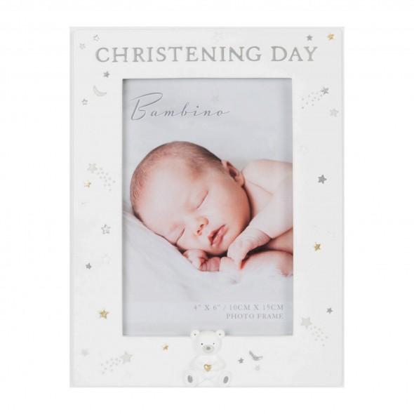 Bambino by Juliana - Rama foto alba polirezin Christening Day