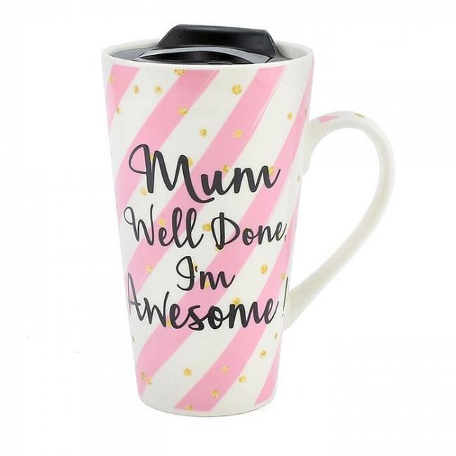 Cana pentru calatorie Mum Well Done