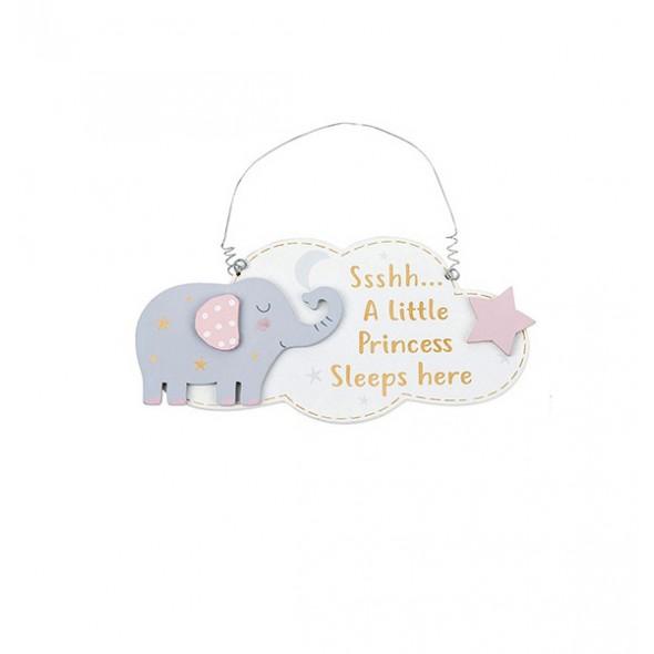 Placuta norisor si elefantel roz