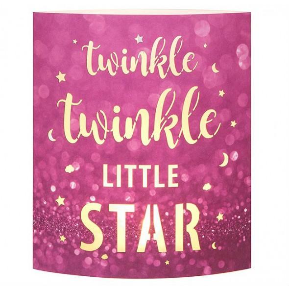 Starlight Lantern - Lampa de veghe cadou nou nascut fetita