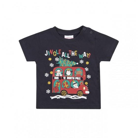 Tricou Craciun pentru bebelusi Jingle