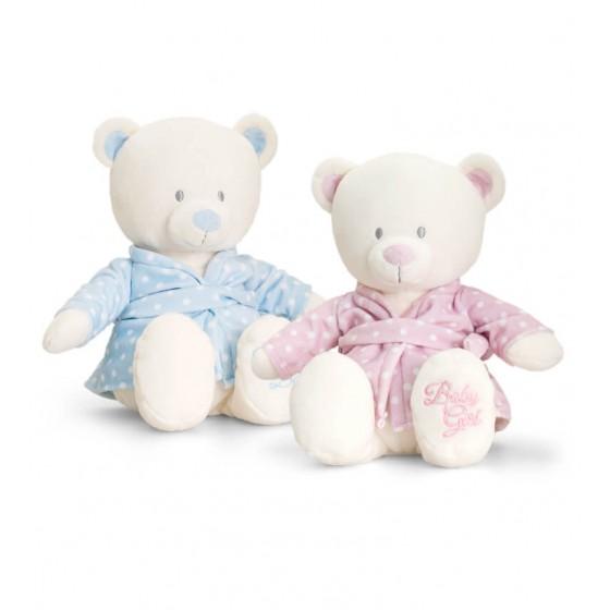 Keel Toys - Ursulet din plus cu halat