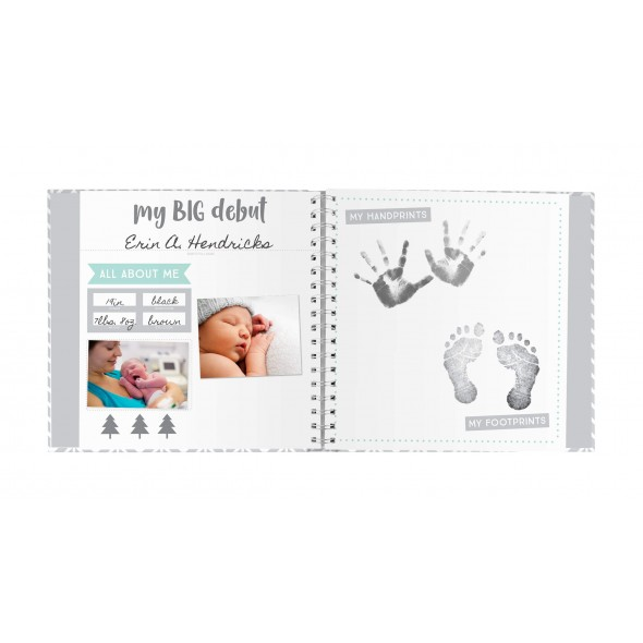 Pearhead - Set cadou caietul bebelusului krbaby.ro