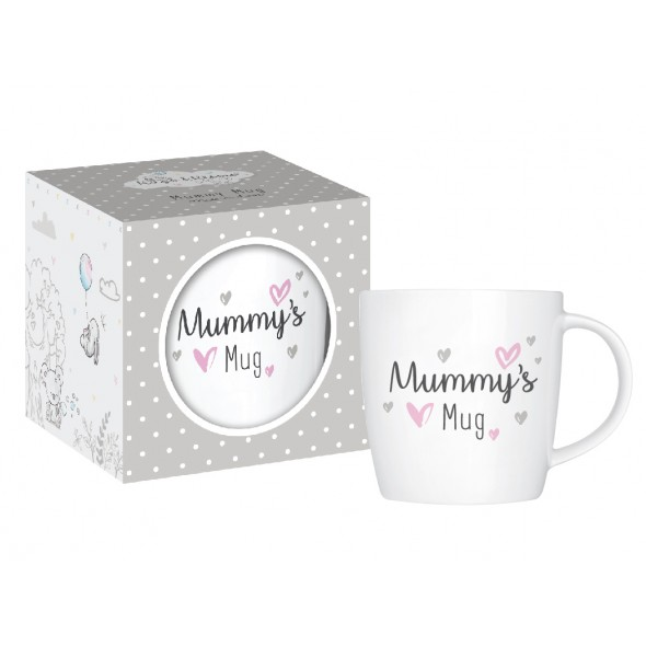 Hugs and Kisses - Cana din ceramica pentru mamici