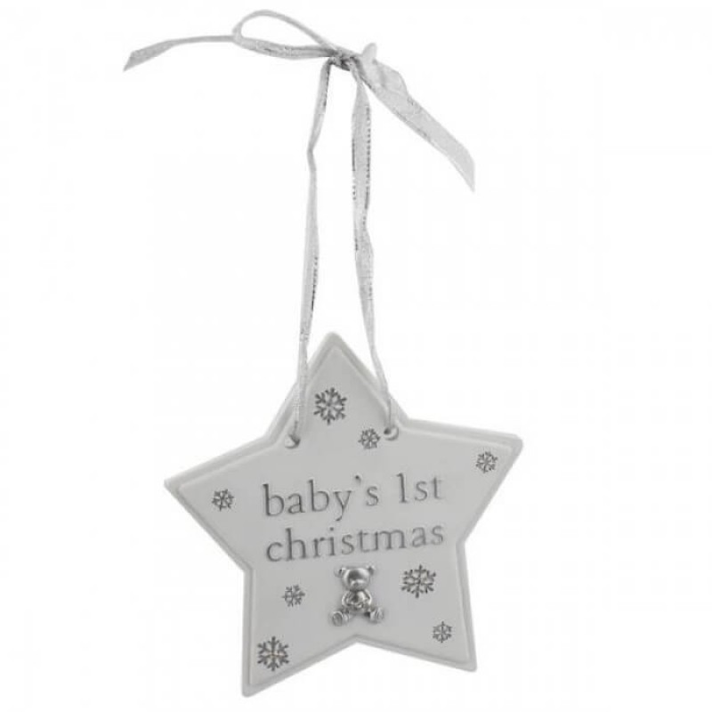 Bambino by Juliana - Steluta pentru brad Babys First Christmas krbaby.ro