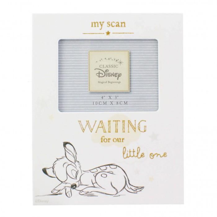 Disney Magical Beginnings - Rama foto pentru ecografie Bambi