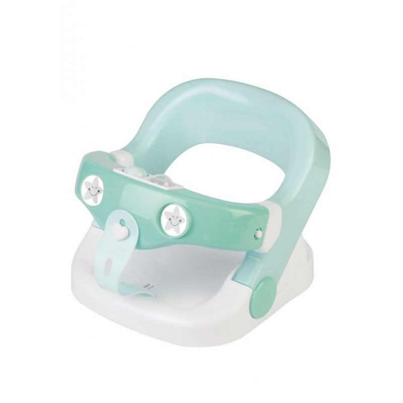 Suport de Baie Pliabil pentru Bebelusi Mint Saro Baby