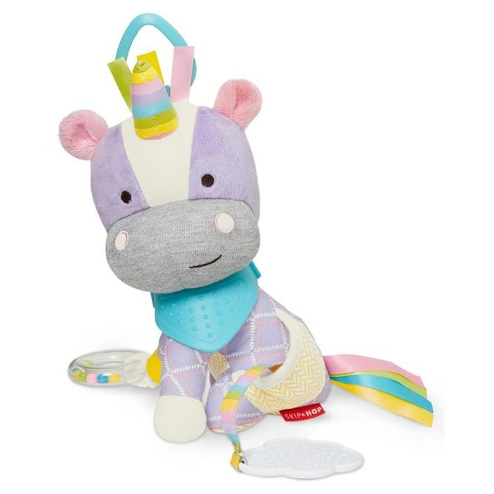 Jucarie de activitati Unicorn - Bandana Buddies Skip Hop