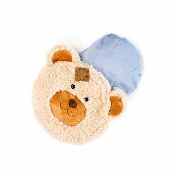 Gruenspecht - Micul meu prieten incalzitor - model ursulet crem krbaby.ro
