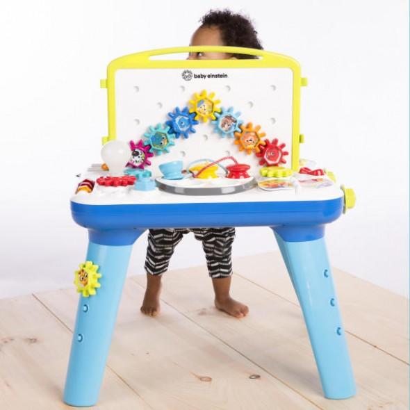 Baby Einstein – Masuta de activitati Curiosity Table