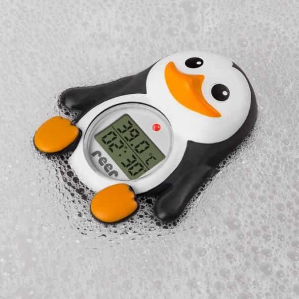 Termometru de baie si camera MyHappyPingu Reer krbaby.ro