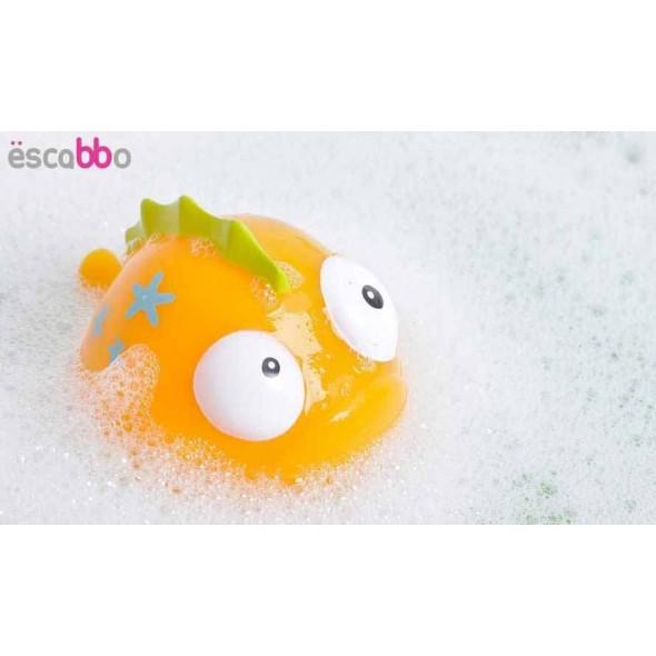Escabbo - Set 6 jucarii de baie Lumea Subacvatica