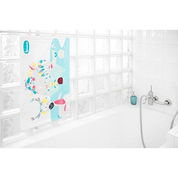 Covoras baie cu senzor de temperatura Badabulle