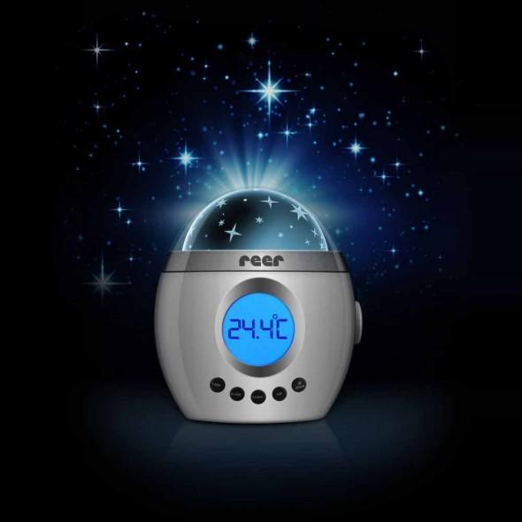 MyMagicStarlight Reer - Lampa de veghe cu muzica si proiectie de stele
