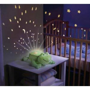 Summer Infant - Lampa cu sunete si proiectii - Prietenii Somnului