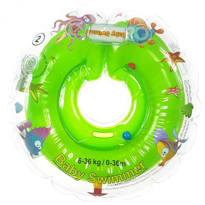 BabySwimmer - Colac verdecu zornaitoare 6-36 luni