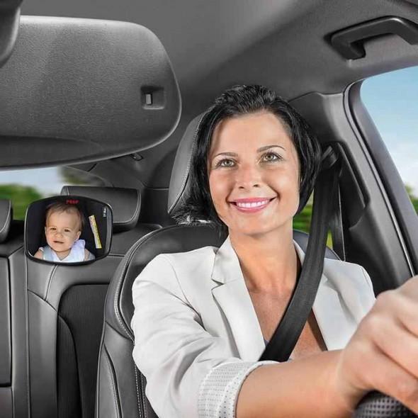 Oglinda auto BabyView Reer krbaby.ro