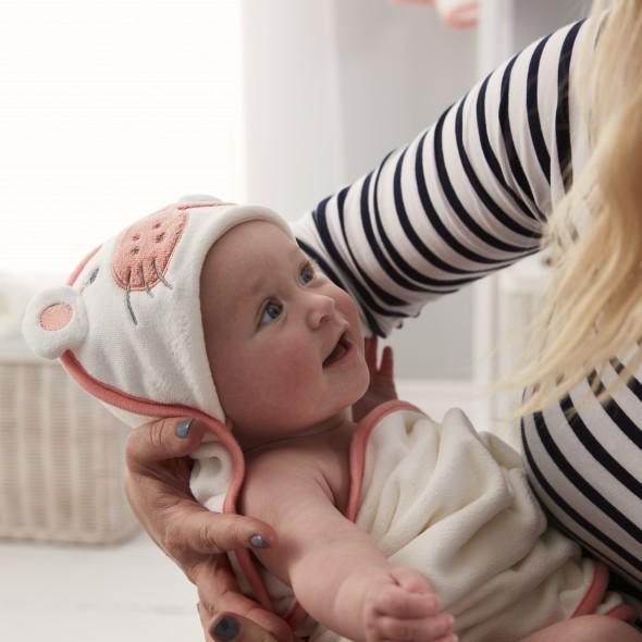 Prosop de infasat dupa baie, Leul de Mare Sophie, 0-6 luni, Gro krbaby.ro