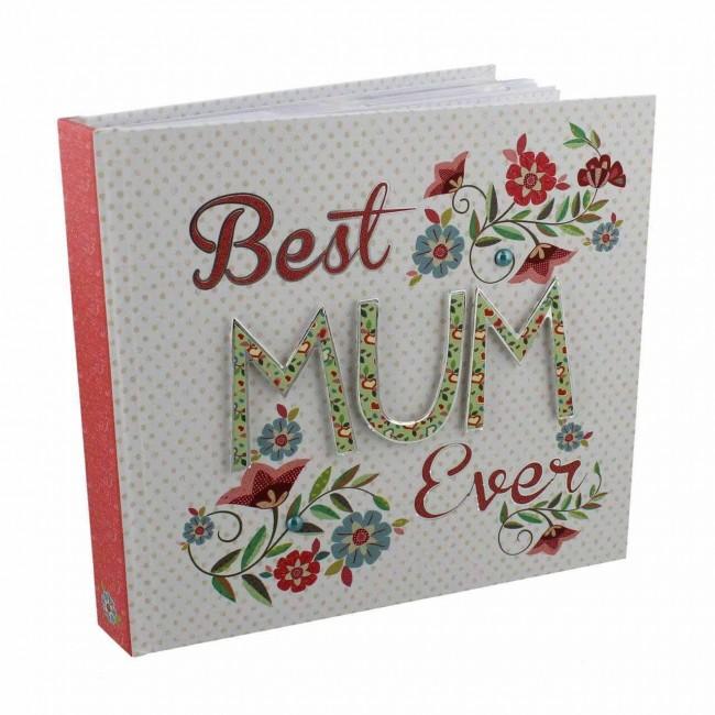 Album foto Best Mum Ever