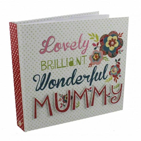 Album foto Wonderful Mummy