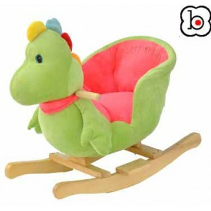 """BabyGo - Balansoar cu sunete """"Dinozaurul Dino"""""""