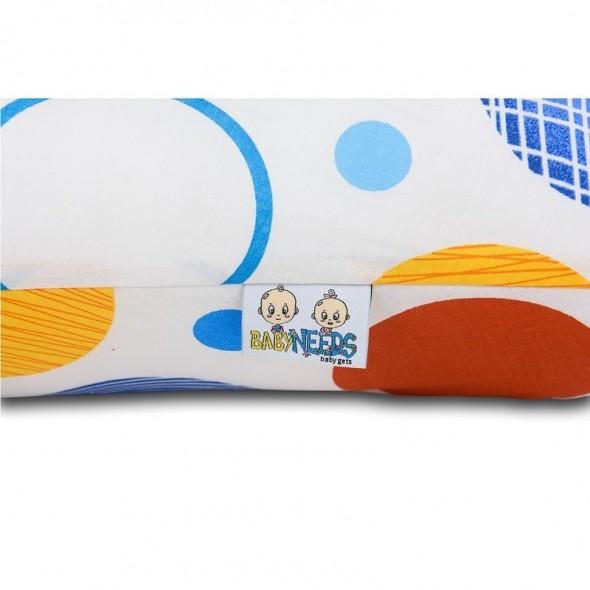 Perna multifunctionala cerculete colorate BabyNeeds Enjoy krbaby.ro