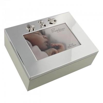 Bambino by Juliana - Cutie amintiri argintata
