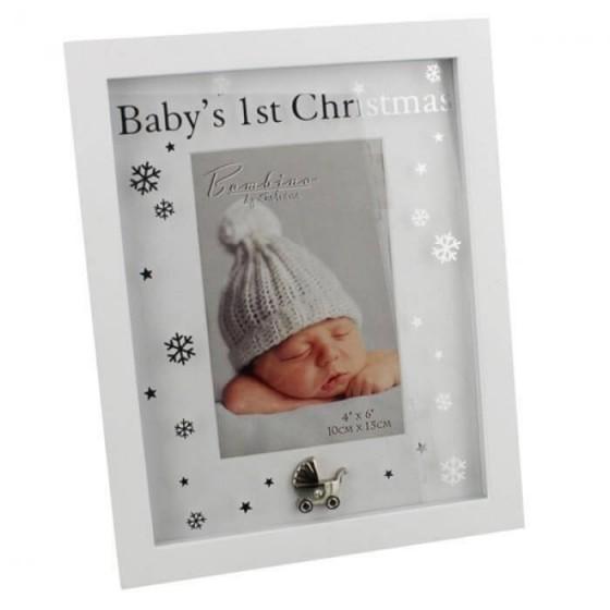 Bambino by Juliana - Rama foto Baby's First Christmas