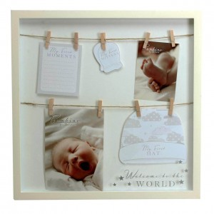 Bambino by Juliana - Rama foto pentru primele amintiri ale bebelusului