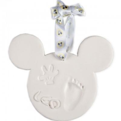 Disney Baby Prints - Kit amprenta mulaj manuta sau piciorus Mickey Mouse