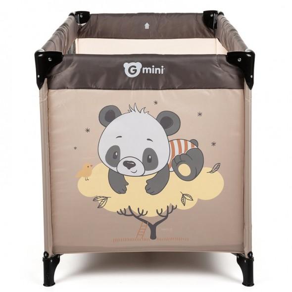 Patut pliant Nyja Panda, Brown Gmini
