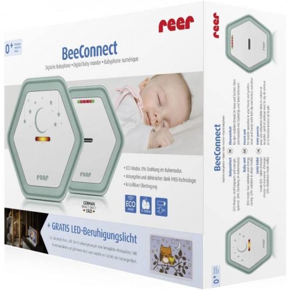 Monitor audio digital BeConnect Reer cu lampa de veghe inclusa krbaby.ro