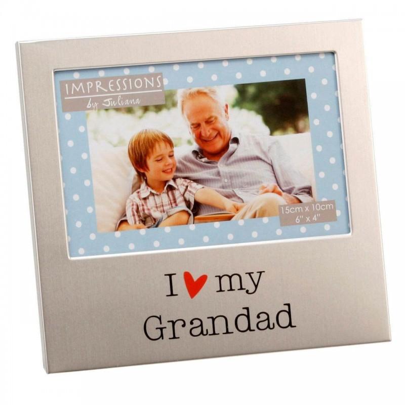 Juliana - Rama foto I love my Grandad krbaby.ro