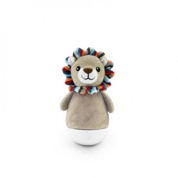 Lampa de veghe multicolora hopa mitica leul Lex