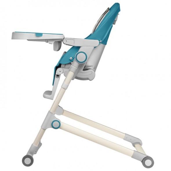 Scaun de masa pliabil pentru bebelusi Lionelo Cora Ocean