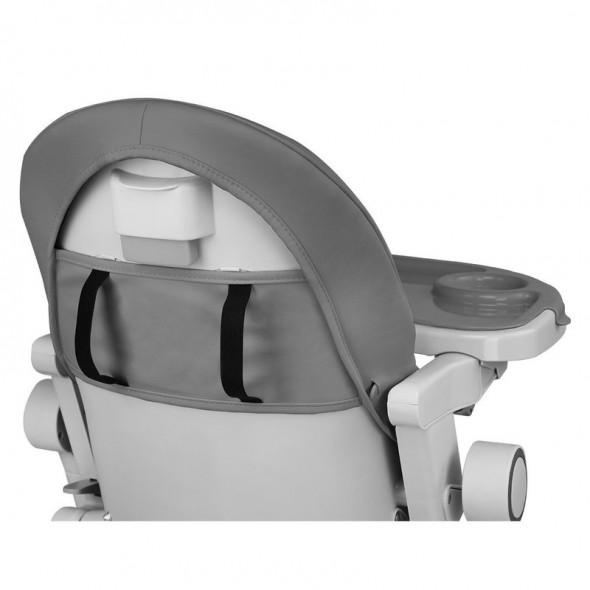 Scaun de masa pliabil pentru bebelusi Lionelo Cora Stone