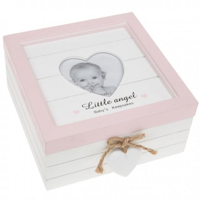 Little Angel - Cutie amintiri roz pentru fetita