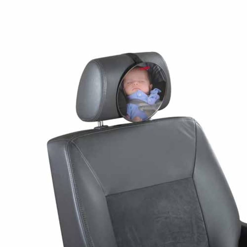 Reer - Oglinda auto pentru vizualizarea bebelusilor krbaby.ro