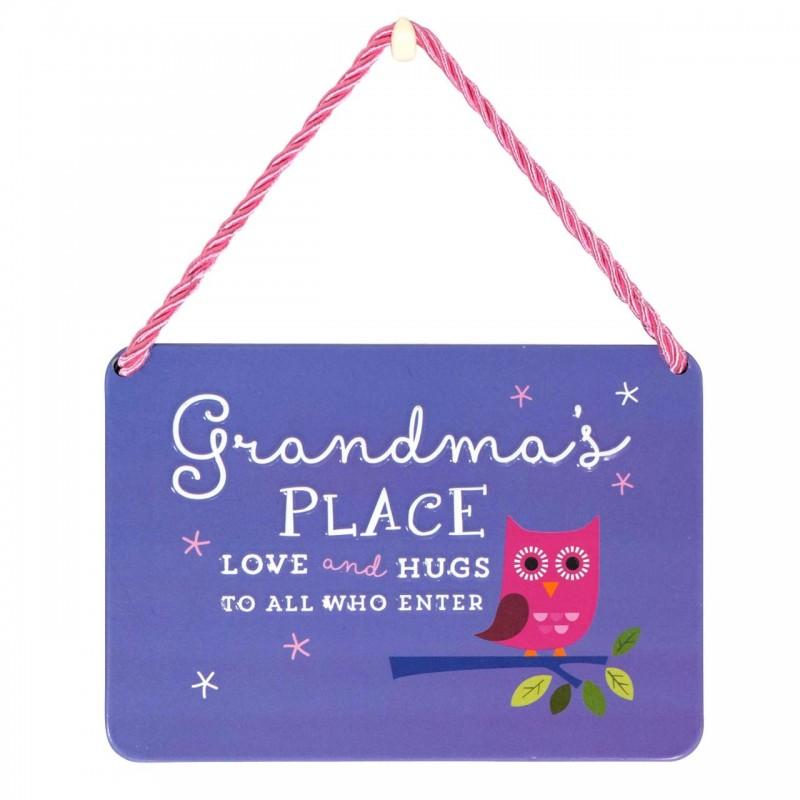 Placuta Grandmas Place krbaby.ro