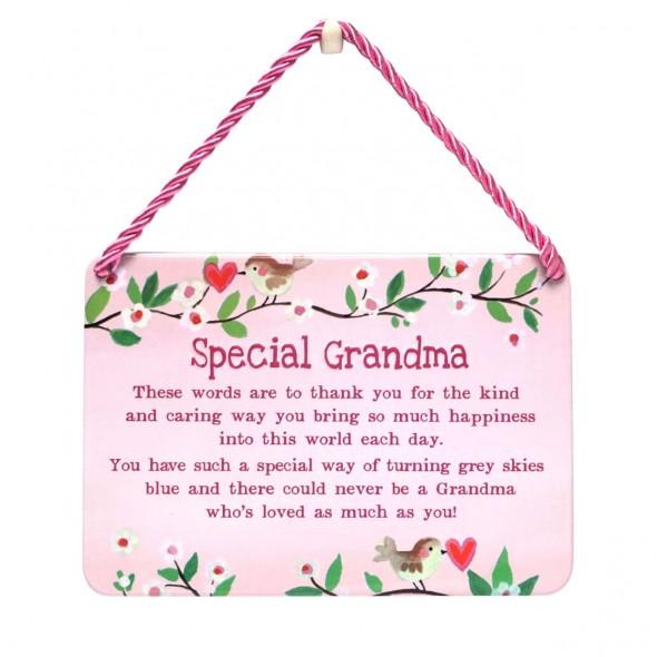 Placuta Special Grandma