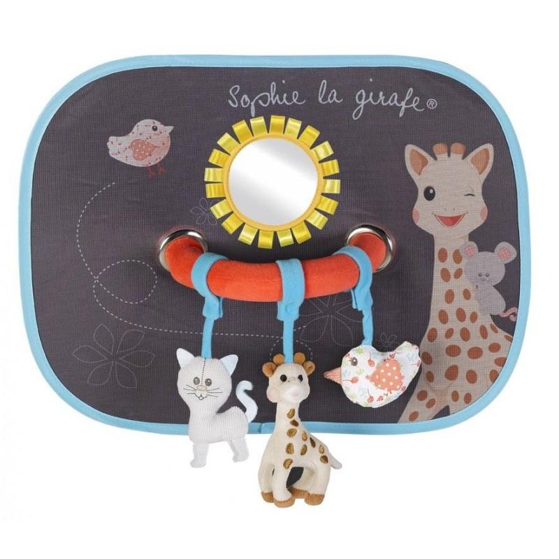 Set 2 parasolare cu jucarii Girafa Sophie Vulli