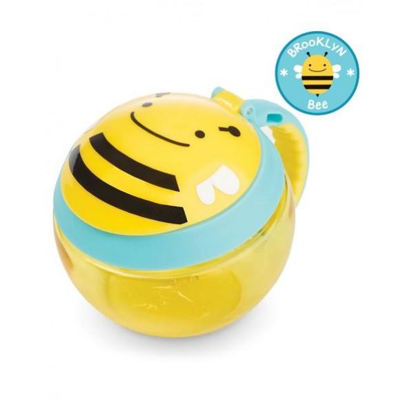 Cana pentru gustari cu albinuta Skip Hop