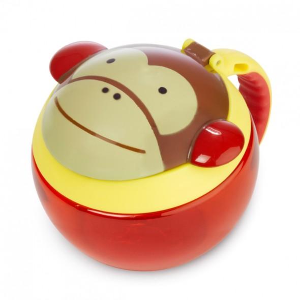 Cana pentru gustari maimutica Skip Hop