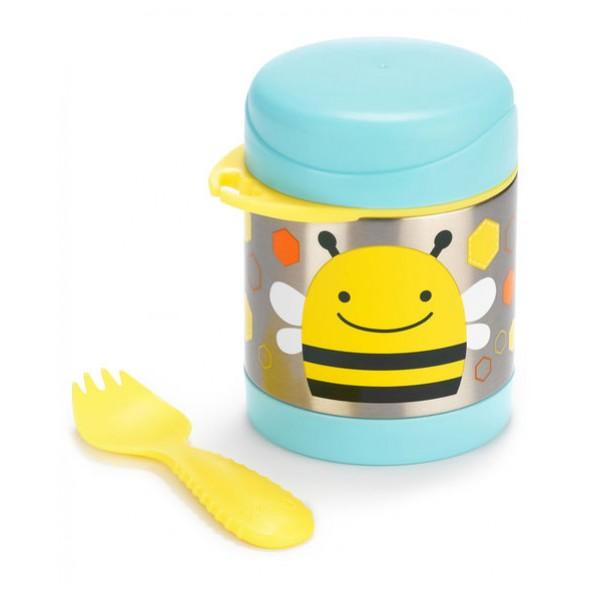 Recipient pentru mancare cu albinuta Skip Hop