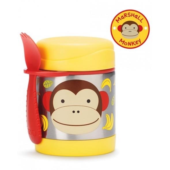 Recipient pentru mancare cu maimutica Zoo Skip Hop