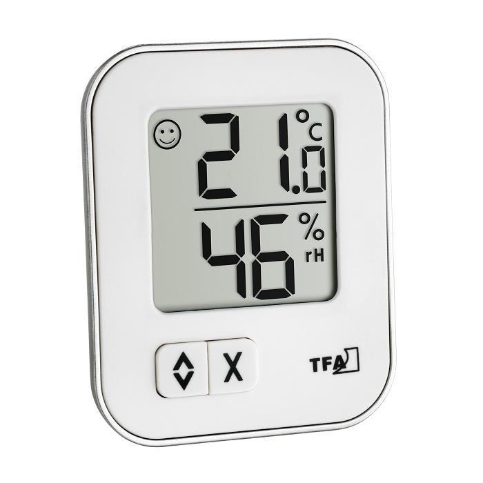 Termometru si higrometru de camera TFA