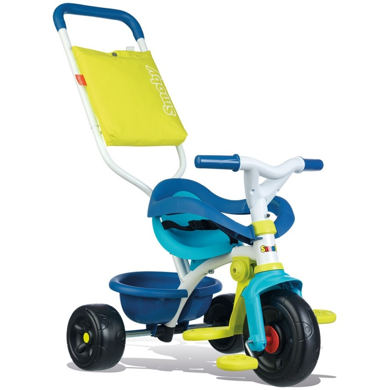 Tricicleta Smoby Be Fun Confort blue krbaby.ro